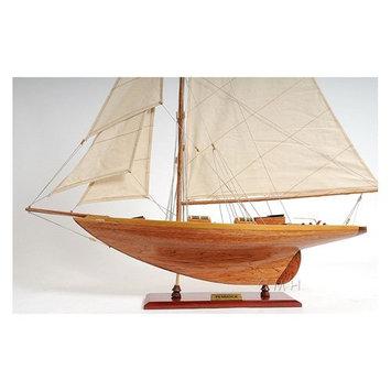 Old Modern Handicrafts Penduick Small Model Ship