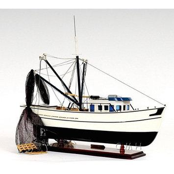 Old Modern Handicrafts Old Modern Handicraft Shrimp Boat
