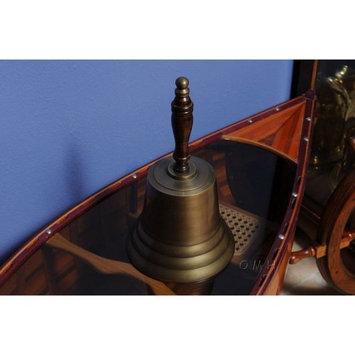 Old Modern Handicraft 8 in. Hand Bell