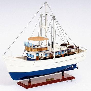 Old Modern Handicraft Dickie Walker Boat