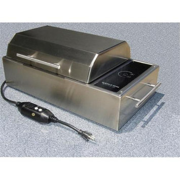 Kenyon B70090 Frontier All Seasons Portable 120V Electric Grill