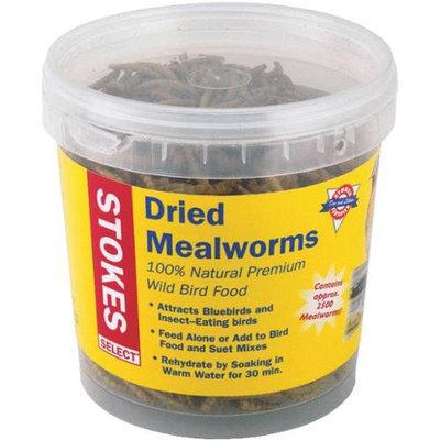 Hiatt Manufacturing 38096 3.5 Oz. Dried Mealworms