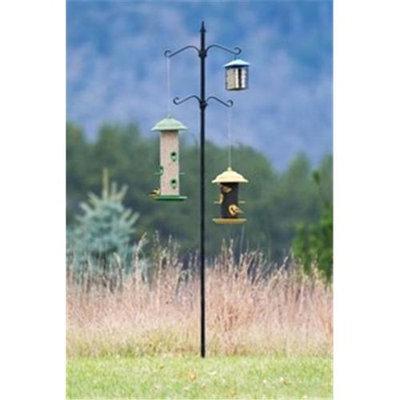 Hiatt Manufacturing HIATT50351 Bird Feeder Station 4 Hook Design