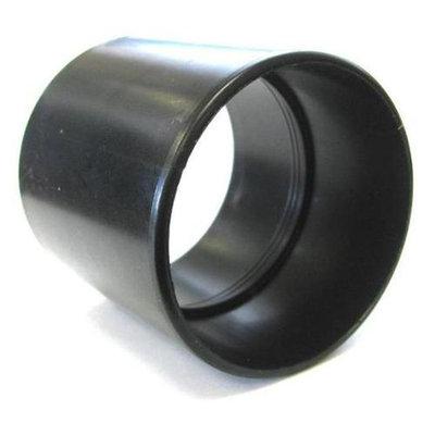 Dustless Technologies 14151 2 in. x 2 in. Hose Coupler in Black