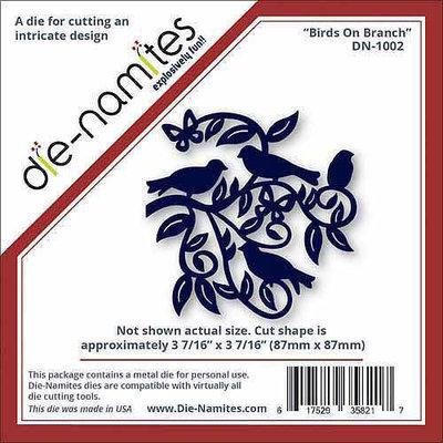 Die-Namites Die - Scrolly Corner