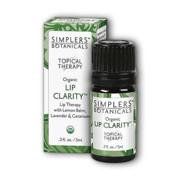 Lip Clarity Simplers Botanicals 5 ml Liquid