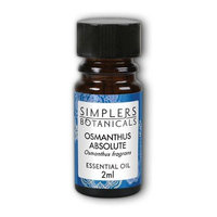 Essential Oil Osmanthus Absolute Simplers Botanicals 2 ml Liquid