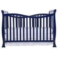 Dream On Me Violet 7-in-1 Lifestyle Convertible Crib (Blue)