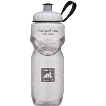 Polar Insulated Water Bottle One Color, 20oz