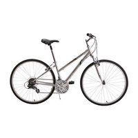 Reaction Cycles Women's Journey Hybrid Bike Frame Size: 17