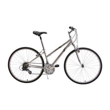 Reaction Cycles Women's Journey Hybrid Bike Frame Size: 17