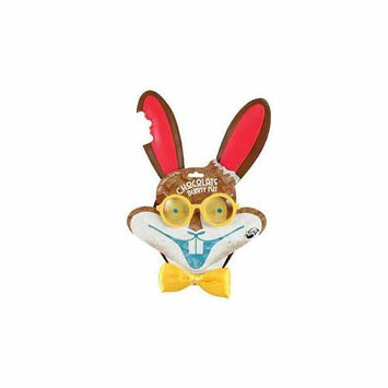 Chocolate Bunny Ears Set by Elope - H2250, One Size