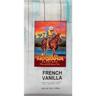 Victor Allen Rio Grande Roasters French Vanilla Ground Coffee, 12 oz