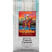 Victor Allen Rio Grande Roasters French Caramel Ground Coffee, 12 oz