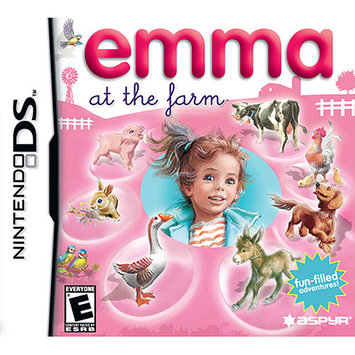 Aspyr Media Emma at the Farm (Nintendo DS)