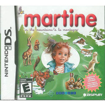 Aspyr Martine Goes to the Mountains for Nintendo DS
