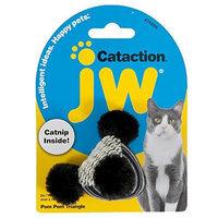 Jw - Dog/cat/aquatic JW Pet Cataction Pom Pom Triangle