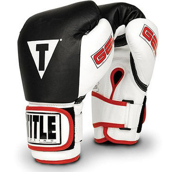 Title Boxing Title Gel World Bag Gloves - Large - Black
