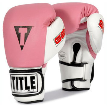 Title Boxing Title Gel World Bag Gloves - Medium - Pink
