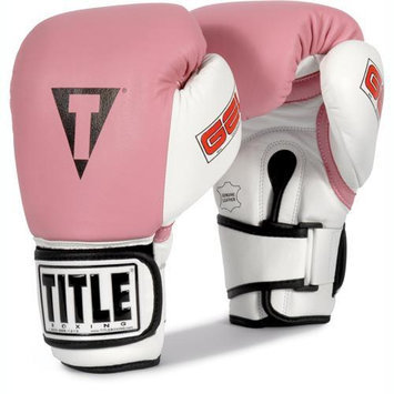 Title Boxing Title Gel World Bag Gloves - Small - Pink