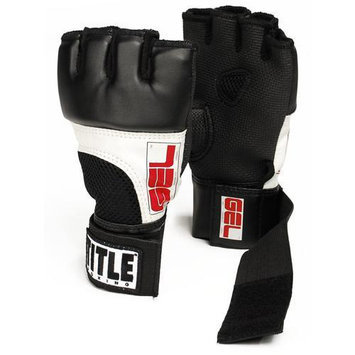 Title Boxing Title Gel World Fist Wraps-Large