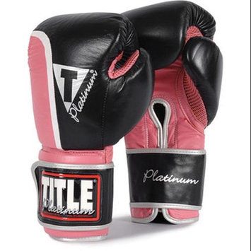 Title Boxing Title Platinum Ultimate Bag Gloves-Pink-Medium