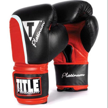 Title Boxing Title Platinum Ultimate Bag Gloves-Red-Large