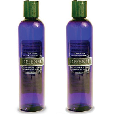 Defense Soap 8 oz. Shower Gel - 2 Pack