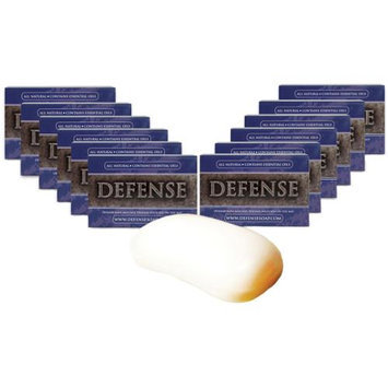 Defense Soap 12-Pack 4 oz. Soap Body Bar