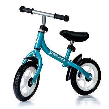 Wonka Woo Toys 4334LBL 10 in. Balance Bike in Light Blue