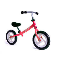 Wonka Woo Toys4320RD 12 in. Balance Bike in Red