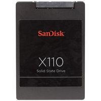 Sandisk 128GB X110 SATA 6GB/s Internal Solid State Drive SD6SB1M-128G