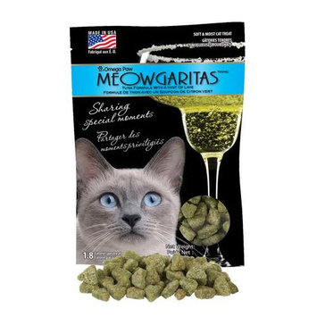 Omega Paw Meowgaritas Tuna with a Hint of Lime Treats 3oz