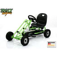 Hauck Traxx Lightning Pedal Go-Kart - Green