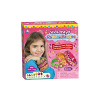 Orb Factory Sticky Mosaics Stick N' Style? Rainbow Bangles