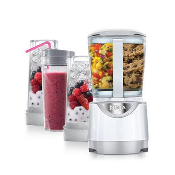 Euro Pro Ninja Pulse Blender - Model BL205 - Includes Cookbook