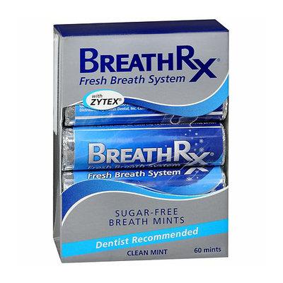 Breath Rx Clean Mint Sugar-Free Breath Mints