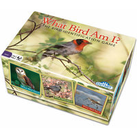 Outset Media Games What Bird Am I? The Bird Identification Game