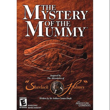 DreamCatcher Interactive 89559 The Mystery Of The Mummy - A Sherlock Holmes Adventure