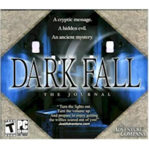 THE ADVENTURE COMPANY 5623DARK FALL: THE JOURNAL JEWEL CASE