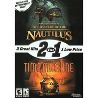 Dreamcatcher Interactive Mystery of the Nautilus/New Adventures of the Time Machine