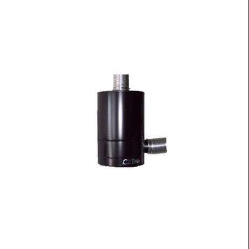 Airpura C600-WDLX Whole House Air Purifier for Heavy Chemical Abatement & VOC's - Black