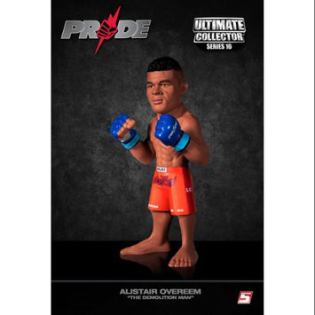 Round 5 UFC Ultimate Collector Series 10 Action Figure - Alistair Overeem - Middleweight/Pride Edition with Pride Gloves