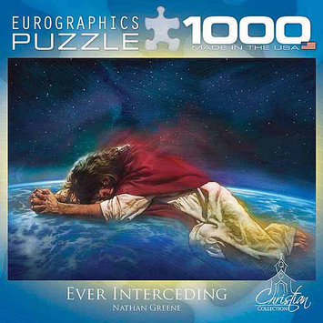Eurographics Ever Interceding 1000 Piece Puzzle