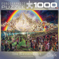 Eurographics Blessed Hope 1000 Piece Puzzle