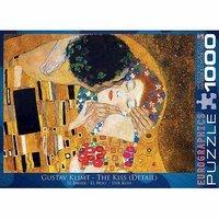 EuroGraphics 6000-0142 Klimt - The Kiss - det 2