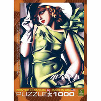 EuroGraphics Puzzles 6000-1058 Lempicka Young Girl