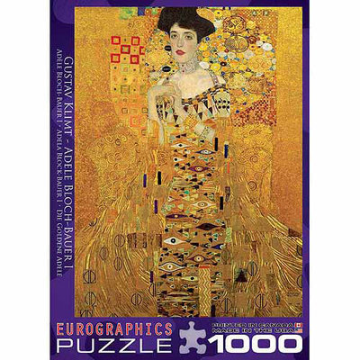 EuroGraphics 6000-9947 Klimt - Adele Bloch-Bauer I