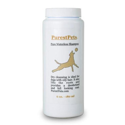 Purestpets Llc PurestPets Pure Waterless Shampoo Dry Shampoo Dogs and Cats