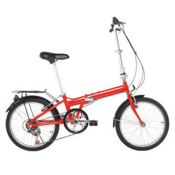Vilano NEW LIGHTWEIGHT ALUMINUM FOLDING BIKE BICYCLE - GREY